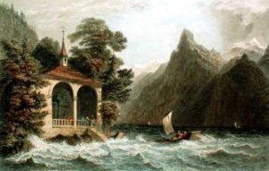cappella-g.-tell-lago-quattro-cantoni-Fluelen-Sisikon