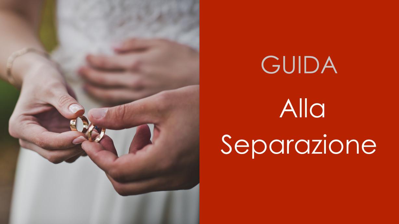 Guida alla Separazione